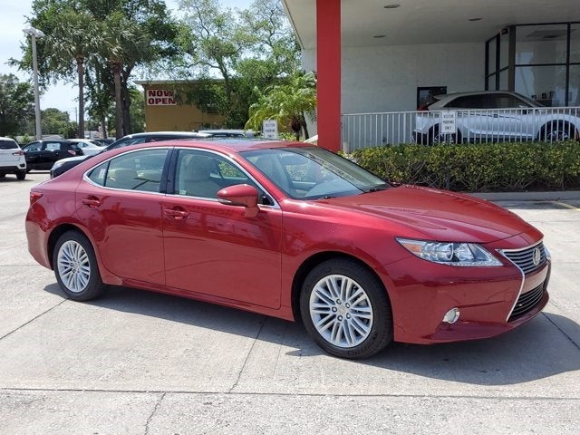 used 2013 Lexus ES 350 car, priced at $18,694