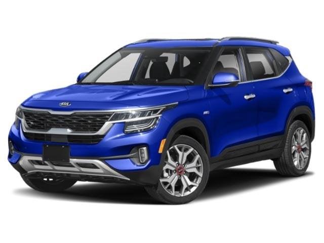 new 2021 Kia Seltos car, priced at $29,084