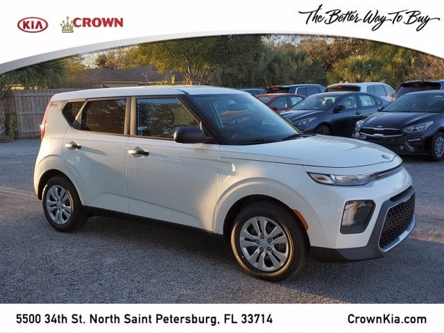 new 2021 Kia Soul car, priced at $17,015