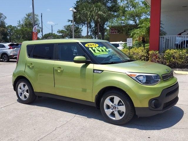 used 2017 Kia Soul car, priced at $12,995