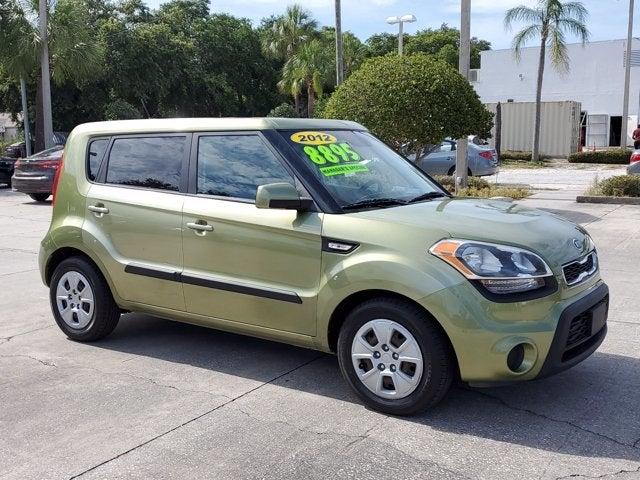 used 2012 Kia Soul car, priced at $8,895