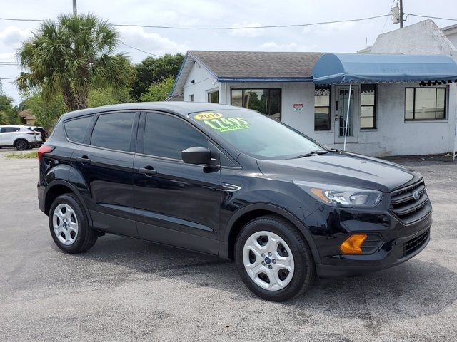 used 2019 Ford Escape car, priced at $17,995