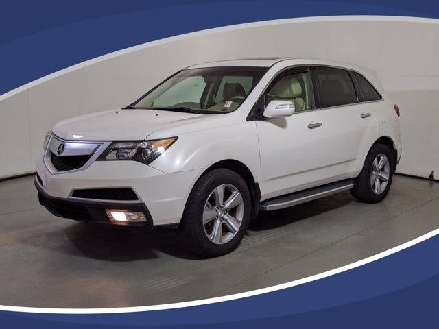 used 2012 Acura MDX car, priced at $14,450
