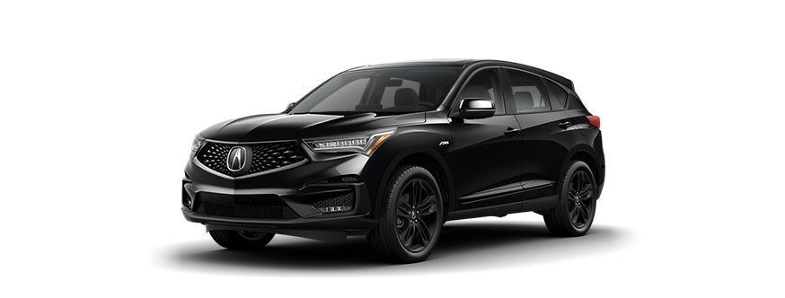 new 2021 Acura RDX car, priced at $45,825