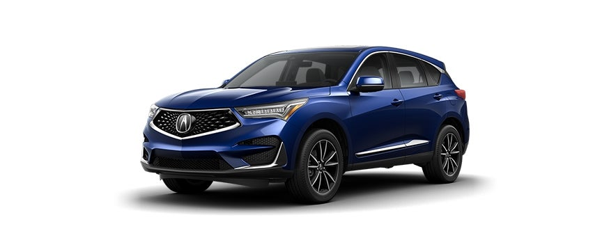 new 2021 Acura RDX car, priced at $44,125