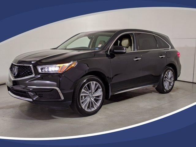 used 2018 Acura MDX car, priced at $34,950