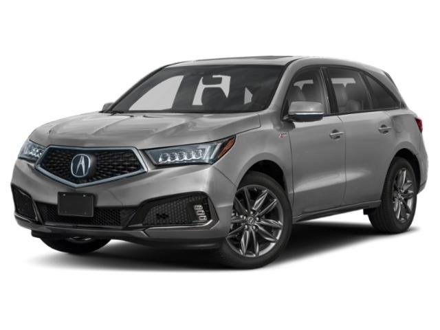 new 2020 Acura MDX car, priced at $56,025