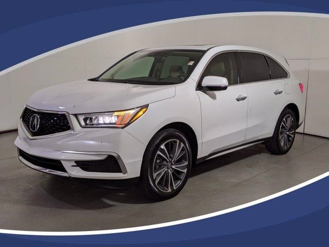 used 2020 Acura MDX car, priced at $45,950