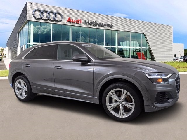 used 2019 Audi Q8 car, priced at $66,981