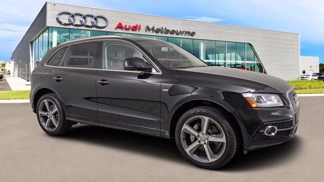 used 2015 Audi Q5 car, priced at $21,498