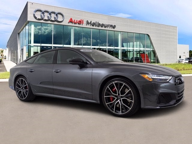 used 2020 Audi S7 car, priced at $75,997