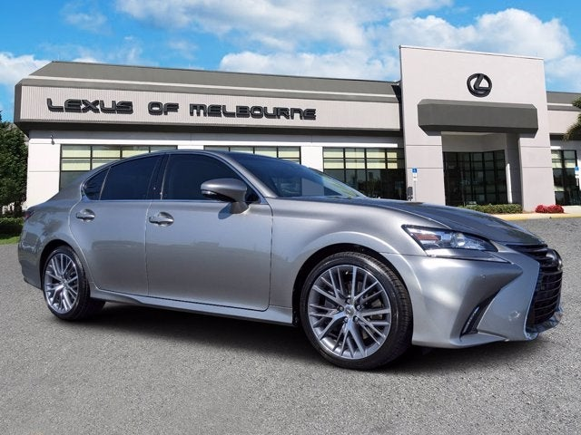 used 2018 Lexus GS car, priced at $39,987