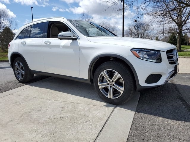 used 2018 Mercedes-Benz GLC car, priced at $32,991