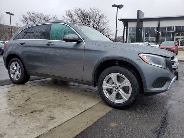 used 2018 Mercedes-Benz GLC car, priced at $31,991