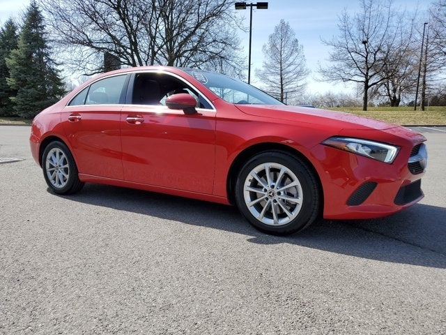 used 2020 Mercedes-Benz A-Class car, priced at $33,791